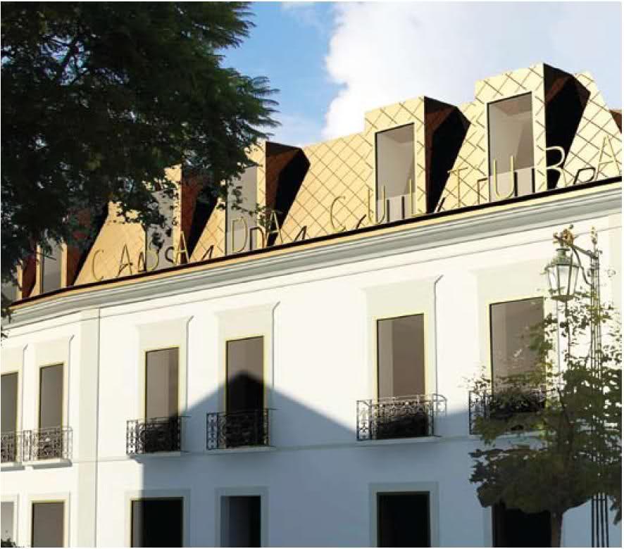 Projecto da Casa de Cultura em Setúbal adquirido em processo duvidoso e irregular