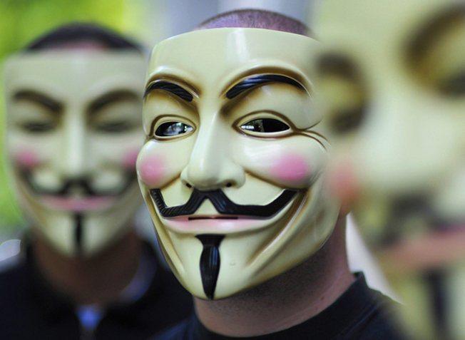 Anonymous Portugal participam na Marcha das Mil Máscaras organizada mundialmente