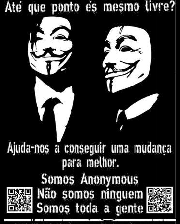 Somos livres!