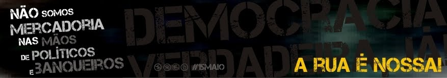 """ENCONTRO """"Democracia verdadeira, já! - Domingo 17h, Largo Camões"""