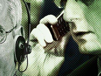 Desmistificar o facto: comunicações via telemóvel não são seguras